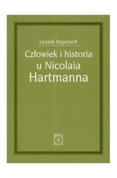 Człowiek i historia u Nicolaia Hartmanna
