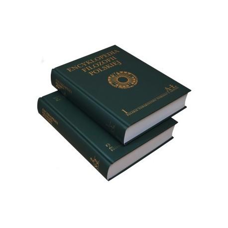 Encyklopedia filozofii polskiej, t. 1 i 2