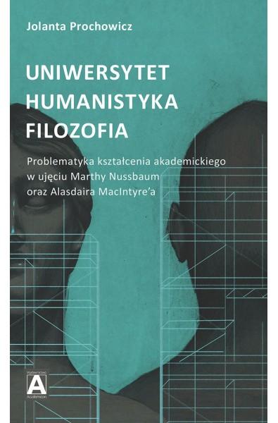 Uniwersytet – humanistyka – filozofia (e-book)