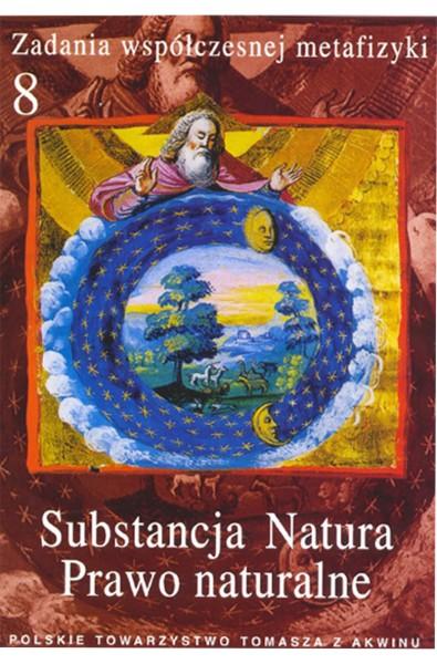 Substancja Natura Prawo Naturalne