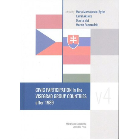 Civic Participation in the Visegrad Group Countries after 1989
