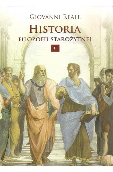 Historia filozofii starożytnej. Tom 2: Platon i Arystoteles