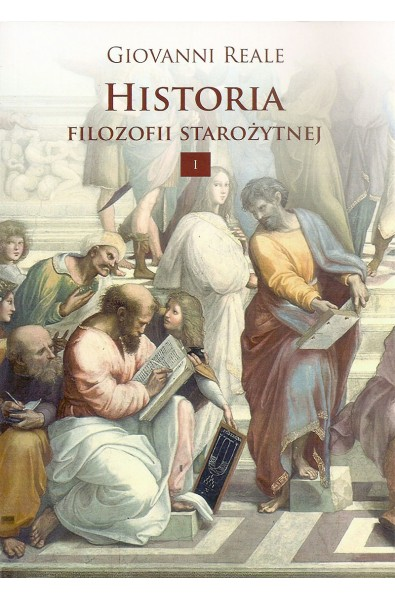 Historia filozofii starożytnej. Tom 1: Od początków do Sokratesa