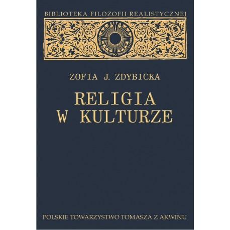Religia w kulturze. Studium z filozofii religii